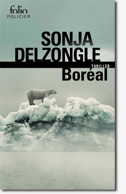 Boréal - Sonja Delzongle