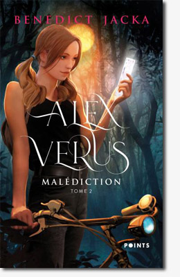 Alex Verus, tome 2 : Malédiction - Benedict Jacka