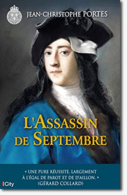 L'assassin de septembre - Jean-Christophe Portes
