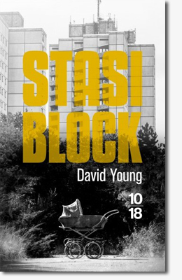 Stasi Block - David Young