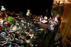 Une des innombrables rencontres organisé lors des Utopiales 2013