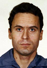 Ted Bundy Ted Bundy ou Theodore Robert Bundy était un tueur en série américain. Il a agressé et assassiné de nombreuses jeunes femmes et filles durant les années 1970